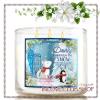 Bath & Body Works Slatkin & Co / Candle 14.5 oz. (Dashing Through The Snow)