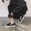 L : กางเกงขายาวผ้าขนกันหนาว ขนสั้นทั้งด้านในและด้านนอก อุ่นและนุ่มมากๆๆๆๆ ทรงสวย