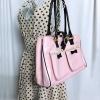 กระเป๋าแฟชั่นญี่ปุ่นสีชมพู