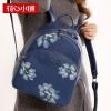 กระเป๋าเป้สะพาย สีน้ำเงิน-Axixi