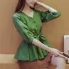 JY21915#เสื้อเชิ้ตแบบสวยๆ