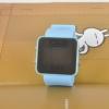 นาฬิกาข้อมือ LED Cn blue no.2