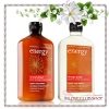 Bath & Body Works Aromatherapy / Shampoo+Conditioner 473 ml. (Energy - Orange Ginger)