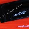 กันสาดประตูรถ Mazda 2 รุ่น 5Dr