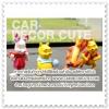 คละแบบ - ตุ๊กตาเซ็ตดิสนีย์ Winnies the POOH 10 ชิ้น วางตกแต่งหน้ารถยนต์