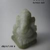 GQ17J พระพิฆเนศหยกพม่าแท้