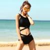 ชุดว่ายน้ำผู้หญิง สไตล์เกาหลี วัดไซส์ตามน้ำหนักตัว M:45-55KG./L:55-60KG./XL:60-65KG./2XL:65-75กิโลกรัม