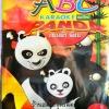 VCD แพนด้าน้อย สอน ABC แนวใหม่