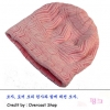 หมวกแฟชั่น สีชมพู
