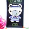 Ted A Car / Air Freshener (Green Tea)