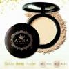 AURA RICH SPF 35 PA++Honey Gold Face Powder แป้งพัฟออร่าริช แป้งพัฟ น้ำผึ้ง ทองคำ