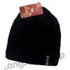 หมวกไหมพรมกันหนาว สีดำ