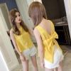 เสื้อผ้าแฟชั่นสวยๆ-ช่วง*อก*โดยประมาณS:88ซม./M:92ซม./L:96ซม./XL:100ซม.(หรือประมาณ 34/36/38/40นิ้ว)