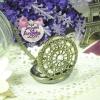 นาฬิกาพก,นาฬิกาสร้อยคอโบราณฝาฉลุลายหัวใจไซส์กลาง