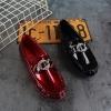 รองเท้าแฟชั่น รองเท้าคัทชูหัวมน
