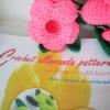 แพทเทิร์นดอกบานบุรีถักโครเชต์ (crochet allamanda crochet book)