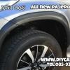 คิ้วล้อ V.1 All New Pajero Sport