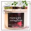 Bath & Body Works Slatkin & Co / Candle 14.5 oz. (Midnight Pomegranate)