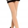 สีเนื้อ: Legging เลกกิ้งกันหนาว รัดส้นเท้า เนื้อนุ่ม ด้านในเป็นผ้าสำลี ไม่หนามาก ยืดได้เยอะ ใส่สบาย
