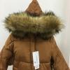 XL :เสื้อกันหนาวฮู้ดดี้ แต่งเฟอร์หนาฟู งานเกรดดีเหมือนแบบ อุ่นมากกกก หิมะก็เอาอยู่ (ถอดขนได้)