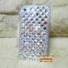 เคสไอโฟน5s/4sสวยติดเพชรคริสตัลเม็ดใหญ่มาก ฟรุ๊งฟริ๊งจริงจัง เด้งเริ่ด เลอค่า case iphone crystal ID: A216
