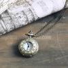 นาฬิกาพก,นาฬิกาสร้อยคอฝาหน้าทรงกลมเลขโรมัน