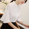 เสื้อเชิ้ตชีฟอง ลายสวยๆมีSIZE: M L XL และ2XL