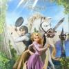 DVD การ์ตูนดิสนีย์ เรื่องราพันเซล เจ้าหญิงผมยาวกับโจรร้ายจอมแสบ