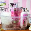 Bath & Body Works / Splish Splash Gift Set (Peony) *Flashback Fragrance