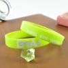 ริสแบนด์นูน B1A4 สีเขียว