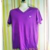 เสื้อยืด American eagle เนื้อนุ่ม สีชมพูบานเย็น A006