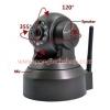 กล้องวงจรปิด ไร้สาย (IP Camera) ดูผ่านเน็ตได้ ปรับมุมกล้องได้จากระยะไกล ใส่เมมโมรี่การ์ดได้ มีอินฟาเรด ดูในที่มืดได้ ส่งทั้งสัญญาณภาพและเสียง