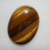 PT01G หัวแหวน,จี้พลอยตาเสือTiger-eyeแท้ 79 ct/กะรัต