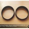 กรอบแหวนยางครอบหน้าไมล์ ของใหม่มาจากเยอรมัน สำหรับรถไมล์ลอย เช่น รถตระกูล/6-/7,R90s,R80-R100Rs mono