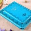 เคส Ipad minin 1 2 สไตล์วินเทจ เคสไอแพด แบบ smart case Auto sleep wake เคสหนัง สีฟ้า คลาสสิค สุด ๆ 24338_1