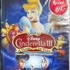 DVD การ์ตูนดิสนีย์ เรื่องซินเดอเรลล่า3 ตอนเวทมนต์เปลี่ยนอดีต