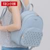 กระเป๋าเป้สะพาย สีฟ้า-Axixi