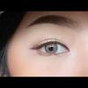 แต่งตาสวยหวาน ดูธรรมชาติด้วยไลน์เนอร์สีน้ำตาล