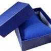 กล่องใส่นาฬิกาข้อมือ พร้อมหมอนกำมะหยี่ ด้านใน สำหรับ รัดนาฬิกา มี สีแดง สีน้ำเงิน สีดำ กล่องของขวัญ ใส่นาฬิกา ราคาถูก no 2007663