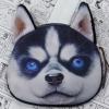 พร้อมส่ง กระเป๋าสตางค์น้องหมาSibirskiy Haski น่ารักสุดๆ ลาย1