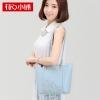 กระเป๋าสะพาย สีฟ้า-Axixi