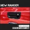 เบ้าเปิดท้าย ลายเคฟล่าห์เงา New Ranger