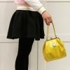TREEIN candy color small bag กระเป๋าถือสีเหลืองมัสตาร์ด แบรนด์น่ารักจากไต้หวัน