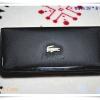 กระเป๋าสตางค์ lc ใบยาว รุ่น 2 พับ สีดำ