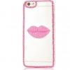 เคส iPhone 6 4.7 นิ้ว เคส Diy 3 มิติ ติด Rhinestone รูปปาก สีชมพู เคส เก๋ ๆ ไฮโซ แบบ ไม่ซ้ำใคร 454079_7