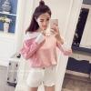JY21888#เสื้อแฟชั่นสไตล์เกาหลีแบบเรียบหรู