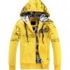 เสื้อ แจ็คเก็ต ผู้หญิง ผู้ชาย ใส่ได้ เสื้อหมวก ผ้า Cotton สีเหลือง สีแสบสัน เสื้อแขนยาว แนว บีบอย เสื้อ Jacket กันหนาว วัยรุ่น เท่ ๆ 116141_3