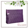 H&M / Quilted Toiletry Bag (#Purple)