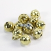 กระพรวน ขนาดเล็ก สีทอง (10p)