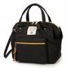 กระเป๋าสะพาย สีดำ จะถือหรือสะพายก็สวยน่ามอง
